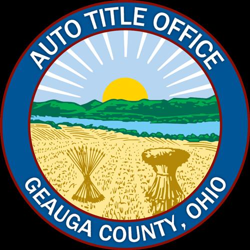 Auto Title Office Seal