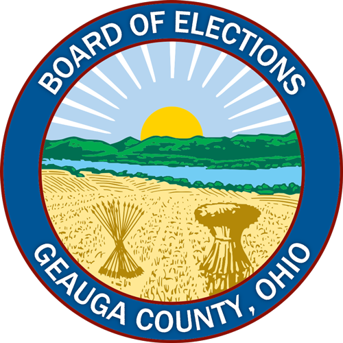 Board of Elections Seal