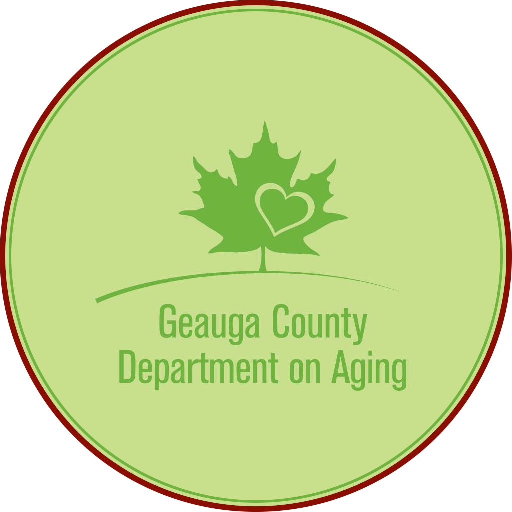 Geauga County Department on Aging Seal