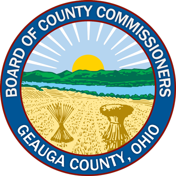 Board of County Commissioners Geauga County, Ohio logo