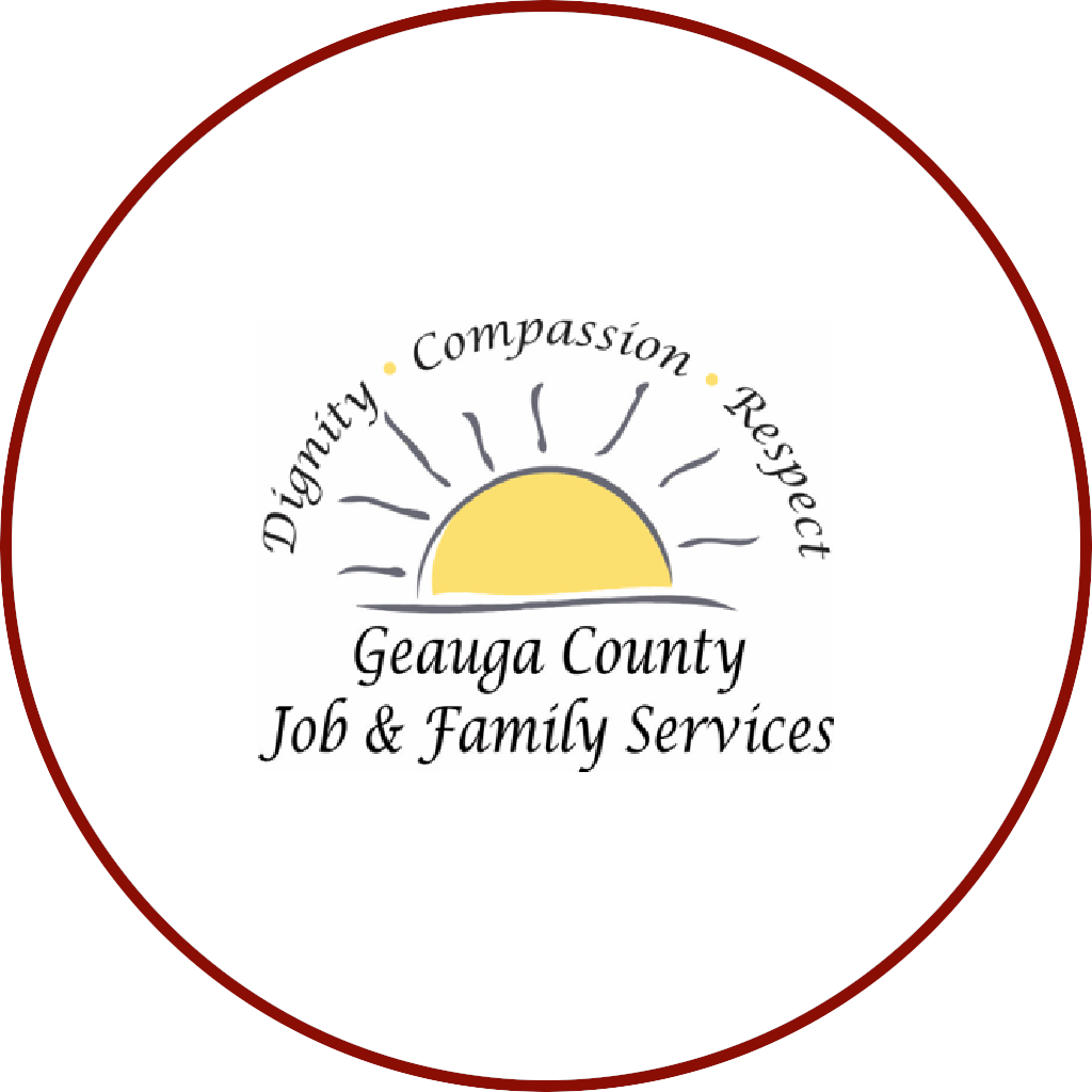 Geauga County Job & Family Services Seal