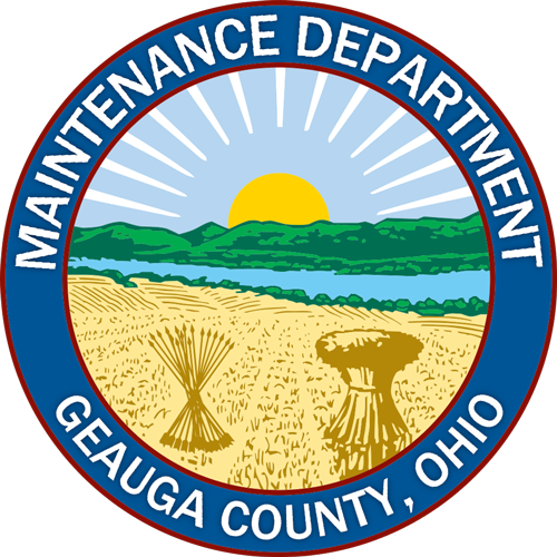 Maintenance Department Seal