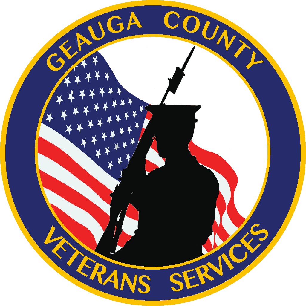 Geauga County Veterans Services Seal