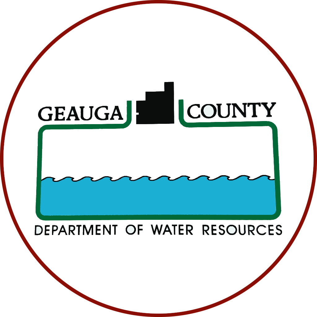 Geauga County Department of Water Resources Seal